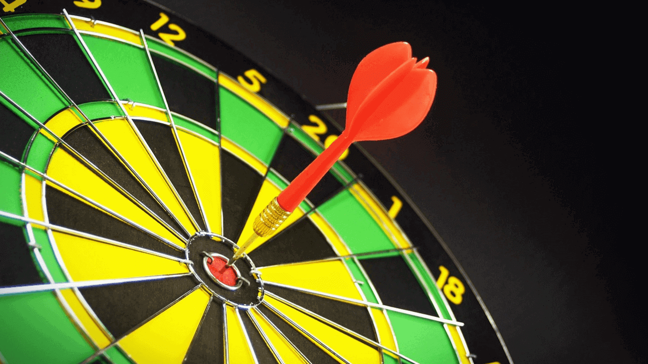 Better Darts Accuracy