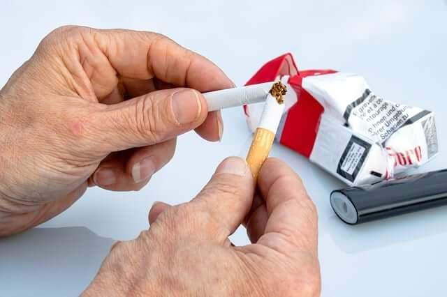 Subliminal Help to Quit Smoking